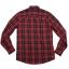 เสื้อเชิ้ตลายสก๊อตสีแดง สไตล์ UK เนื้อผ้าดี ผ้าพรีเมียม thumbnail 5