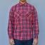 เสื้อเชิ้ตลายสก๊อตสีแดง สไตล์ UK เนื้อผ้าดี ผ้าพรีเมียม thumbnail 6