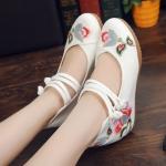 Preorder รองเท้าแฟชั่น สไตล์เกาหลี 34-40 รหัส 57-6640