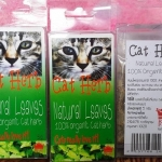cat herb 100% organic catnip 5กรัม สามห่อ ราคา 200